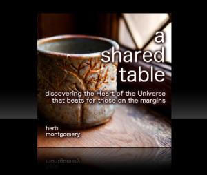 sharedtablealbumwebsite