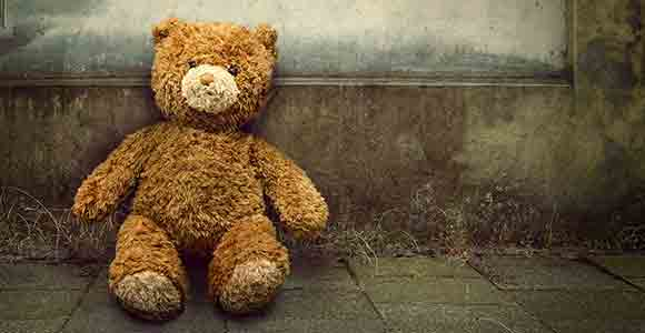 Picture of a child's Teddy Bear