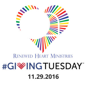 Giving Tuesday and RHM Logos