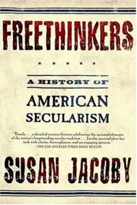 Cover: FreeThinkers by Susan Jacoby