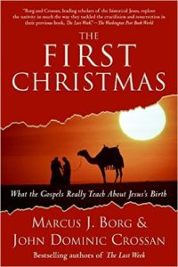 Cover to The First Christmas