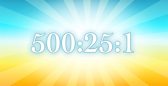 500:24:1 Logo