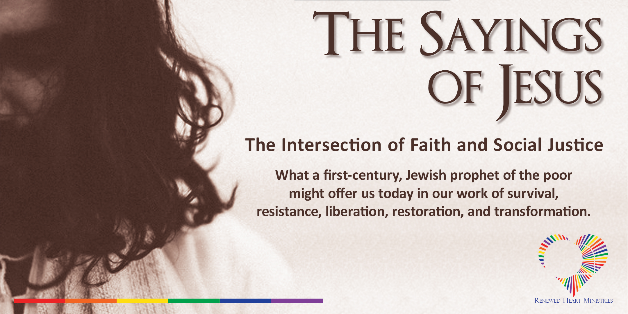 Sayings of Jesus graphic and description