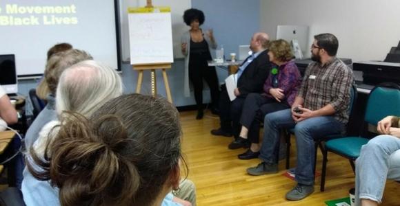 Workshop being held at Summit