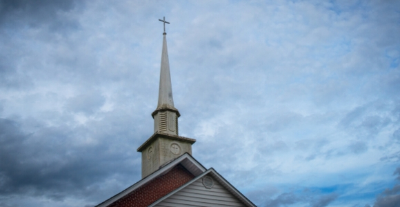 church steeple and social justice