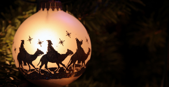 wise men ornament